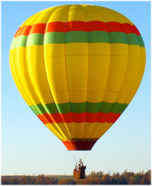Syracuse New York Hot Air Balloon flights rides &amp; corporate ...